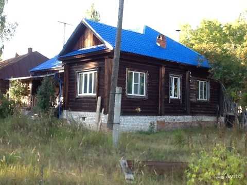 Большой дом на берегу Волги - Фото 1