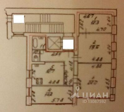 Продажа квартиры, м. Технологический институт, Дойников пер. - Фото 1