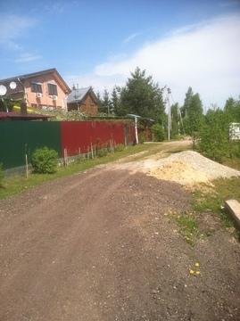 Продажа земельного участка 15 соток в д.Пагубино, Волоколамский район, - Фото 4
