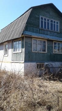 Продаётся дача 70 м2 недалеко от Волги - Фото 1