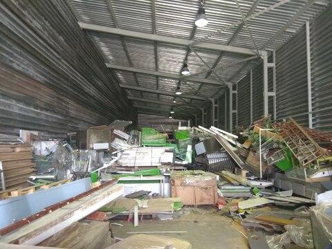 Склад, производство 432 кв.м, пол анти пыль - Фото 1