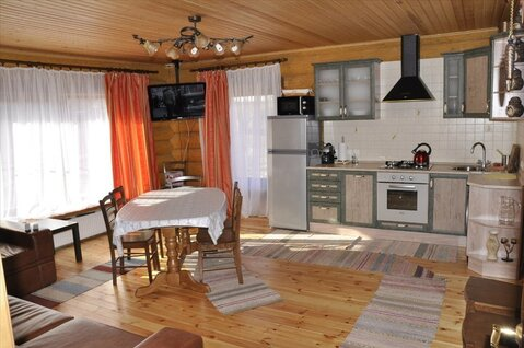 Двухэтажный коттедж с финской сауной в дер. Рагулово - Фото 3