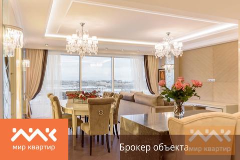 Супер видовая квартира с дизайнерским ремонтом! - Фото 1