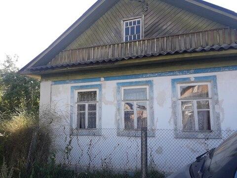 Продаётся дом 40 кв.м. на участке 6,5 соток в г. Кимры по ул. Зелёная - Фото 1