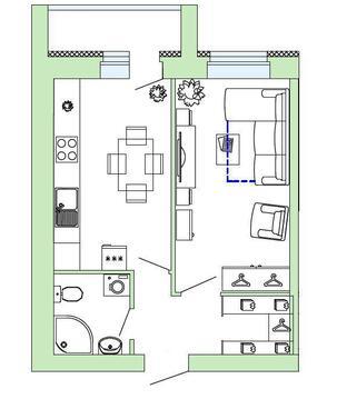 Продам 1-кв в новом сданном доме на Шлаковом - Фото 3