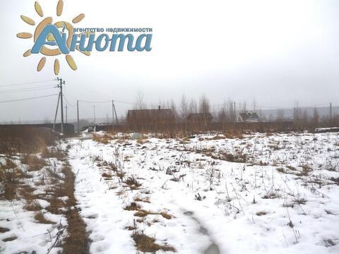 Продается участок 26 соток в заповеднике «Барсуки» деревне Тростье - Фото 4