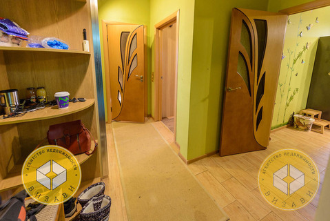 1к квартира 46 кв.м. Звенигород, Пронина 6, ремонт и мебель - Фото 4