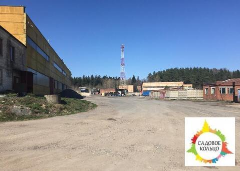 Промышленно-складское помещение на первой линии ярославского шоссе (м - Фото 2