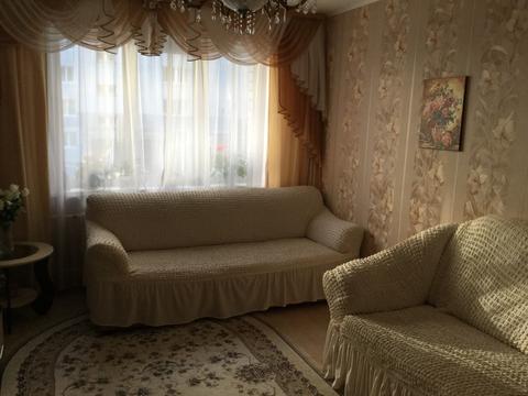 Владимир, Комиссарова ул, д.4а, 2-комнатная квартира на продажу - Фото 1