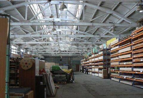 Сдам производственное помещение, Аренда склада в Тюмени, ID объекта - 900181972 - Фото 1