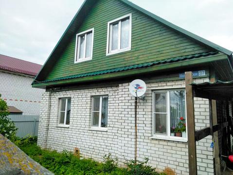 Продается дом 46 кв. м на участке 6.8 соток. - Фото 1
