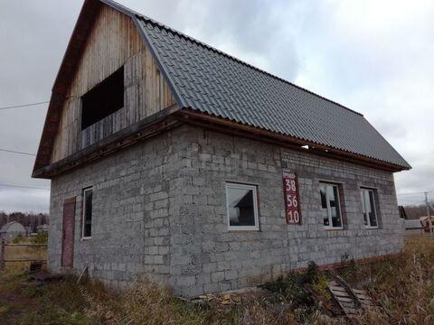 Продам 1-этажн. дом 90 кв.м. Ирбитский тракт - Фото 1
