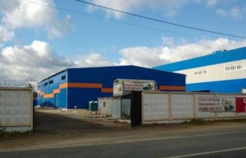 """Аренда склада класса \""""В\"""" , Ново-Рижское шоссе, 17 км от МКАД, - Фото 1"""