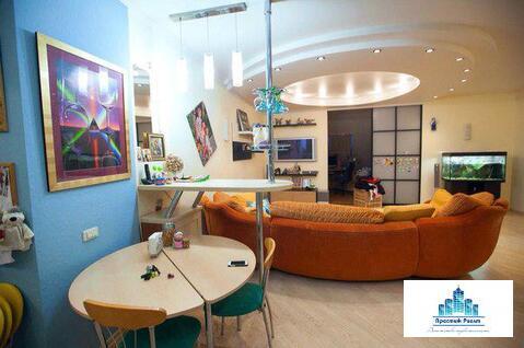 Сдаю 3 комнатную квартиру 95 кв.м. в новом доме по пер.Смоленский - Фото 2