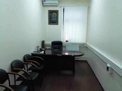 Офис 40 м2 из двух кабинетов у метро Курская. - Фото 1