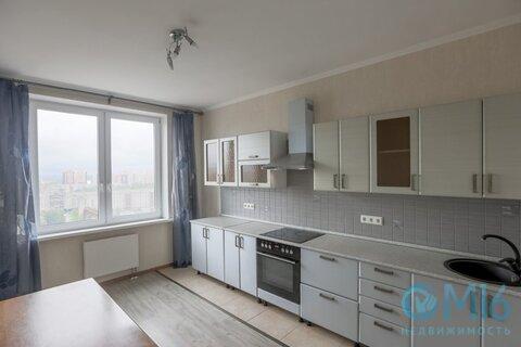 Большая однокомнатная квартира в новом доме у метро Академическая - Фото 1