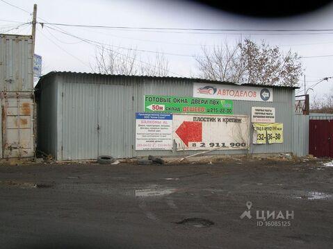 Склад в Красноярский край, Красноярск ул. Маерчака, 65с5 (91.0 м) - Фото 1