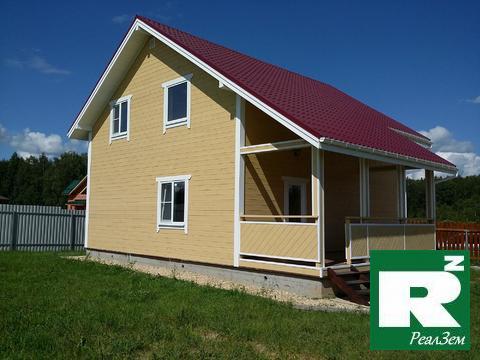 Продаётся двухэтажный дом 150 м2 в кп «Боровики» близь деревни Савьяки - Фото 2