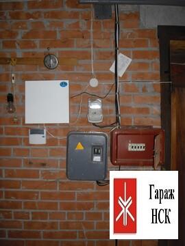 Продам капитальный гараж, ГСК Сибирь №150. Нижняя зона Академгородка. - Фото 5