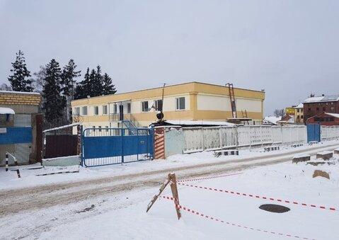 Производств-складская база 1200 м2 в Нахабино, Красногорского г.о. - Фото 4
