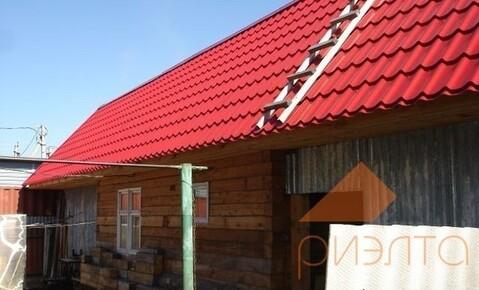 Продам дом, 1-й Балластный пер, 37, Новосибирск г, 6 км от города - Фото 4