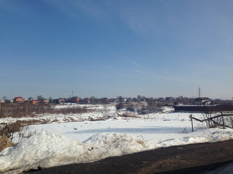 Продается земельный участок на берегу реки Клязьма - Фото 3