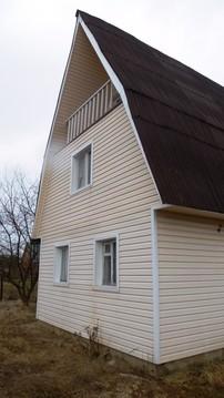 Дом 105м2 на участке 9 соток в д. Полушкино 50 км от МКАД по м4 - Фото 2