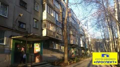 4 комн.кв. брежневка, Канищево, ул.Бирюзова, д.17 - Фото 5