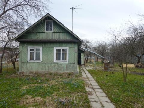 Продается земельный участок с домом в г. Пушкино - Фото 4