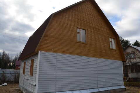 Дача 6 соток с 2-х этаж. домом 80 м2 возле г.Голицыно, Одинцовский МО - Фото 2