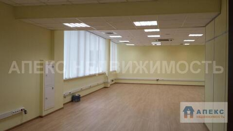Аренда офиса 180 м2 м. Калужская в бизнес-центре класса А в Коньково - Фото 1