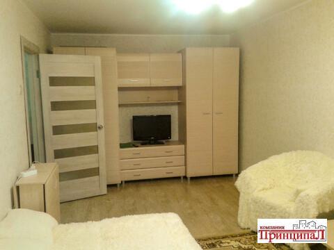 Однокомнатная квартира 121-й серии с ремонтом и мебелью - Фото 1