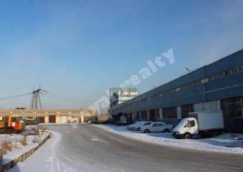 Продажа Склад 1250 кв.м. - Фото 2