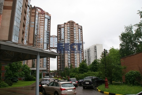 Четырехкомнатная Квартира Москва, шоссе Можайское, д.2, ЗАО - Западный . - Фото 2