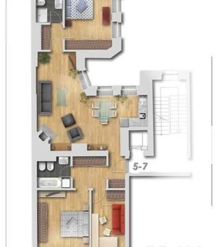 279 000 €, Продажа квартиры, Dzirnavu iela, Купить квартиру Рига, Латвия по недорогой цене, ID объекта - 316107392 - Фото 1