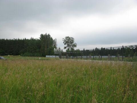 Участок 18 сот. , Рублево-Успенское ш, 25 км. от МКАД. - Фото 1