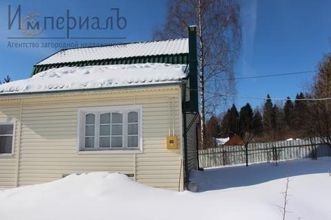 Теплая дача с газом близ д. Чулково - Фото 5