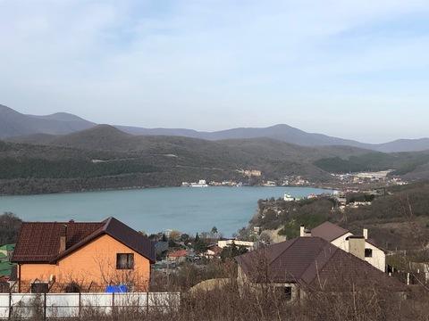 Продам участок ИЖС с панорамным видом Абрау-Дюрсо. - Фото 1