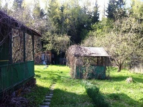 Дачный участок 13 соток с домиком 60 м.кв. в п. Бабаево, Рузский район - Фото 2