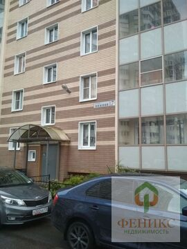 Продается однокомнатная квартира по адресу пос. Бугры улица Нижняя д 7 . - Фото 1