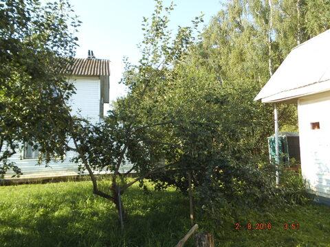 Дача 2-х эт.бревенчатая на участке 11 соток в 10 км от МКАД - Фото 4