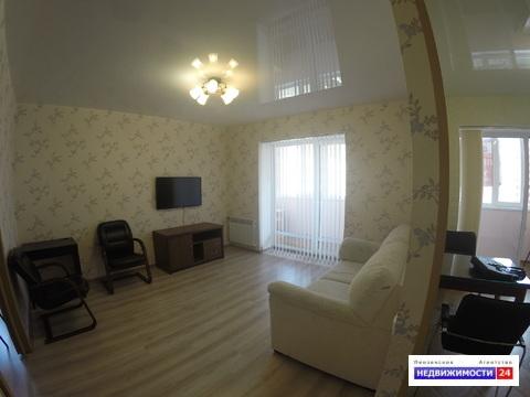 Продается 2-комнатная квартира по ул. Красная/Свердлова 19/55, Купить квартиру в Пензе по недорогой цене, ID объекта - 322325011 - Фото 1