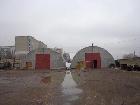 Производственно-складской комплекс, база 748 м.кв. - Фото 2