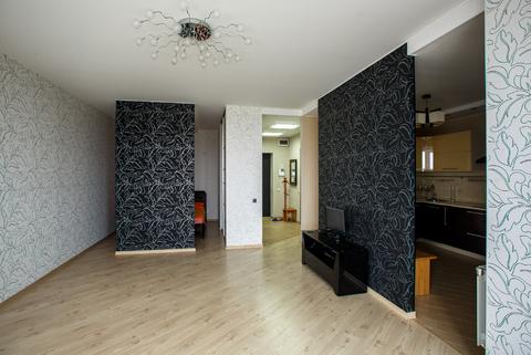Продам 1-к квартира, 52 м2, (+лоджия 2,9 м2) 17/17 эт. - Фото 4