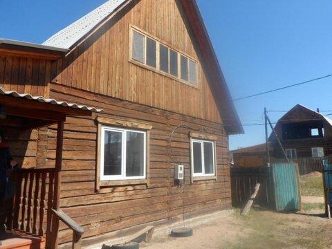 Продажа дома, Улан-Удэ, Микрорайон 122 - Фото 1