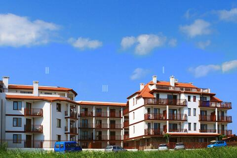 1 ком.кв в Лозенец, Болгария - Фото 1