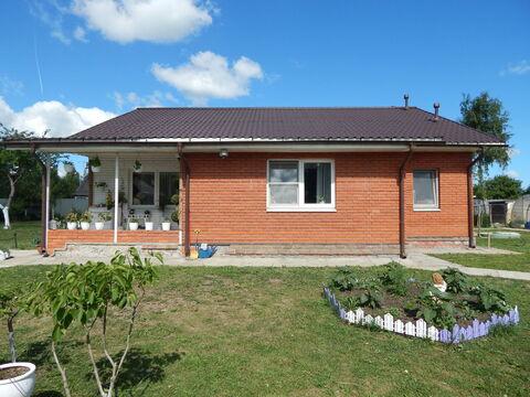 Двухэтажный кирпичный дом 160 кв на 15 с в с. Осташево - Фото 4