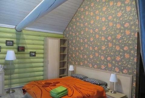 Дом бревенчаный с баней - Фото 4