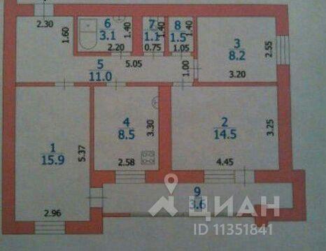 Продажа квартиры, Саранск, Ул. Коммунистическая
