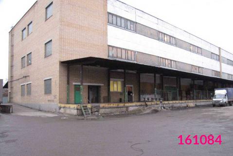 Аренда склада, м. Кожуховская, 2-й Южнопортовый проезд - Фото 1